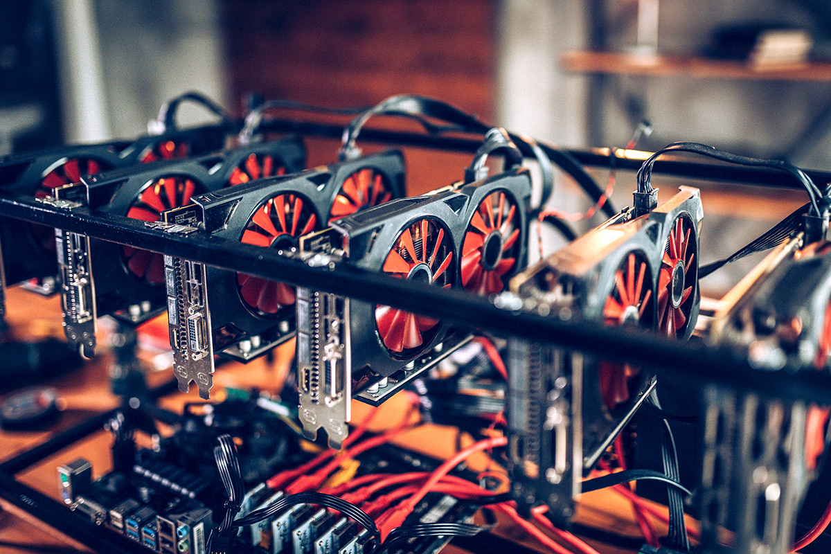Industry Report: Crypto Mining in 2021